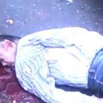 """【閲覧注意】頭が """"卵のように潰れて"""" 死んだ男のグロ動画・・・。"""