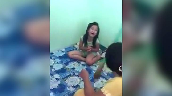 【胸くそ】まだ幼い娘に虐待を繰り返すクズすぎる母親。