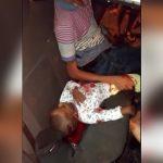 【閲覧注意】タクシー強盗に銃で撃たれて殺された2歳の男の子。