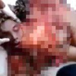 【超!閲覧注意】重機に巻き込まれてミンチにされてしまった作業員のグロ動画。
