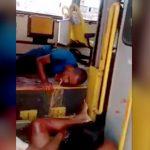 【閲覧注意】銃撃されたバスの乗客、血まみれになってゲロを吐いてしまう・・・。