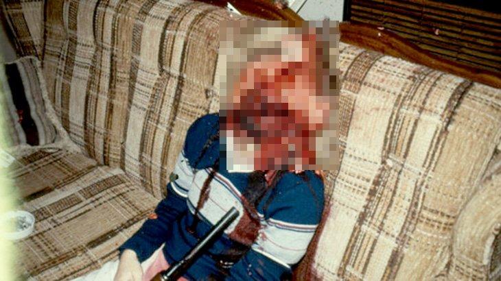 【超!閲覧注意】ショットガンで頭を吹き飛ばして自殺した人間たちのグロ画像集。