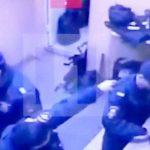 【衝撃映像】警察官の男、ムカつく同僚を銃で殺してしまう・・・。