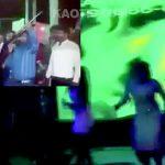 【衝撃映像】銃で殺されたステージ上のダンサー、やっぱり祝砲が原因だった・・・。