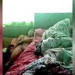 【閲覧注意】妻を殺したあと、その横で寝ていた男・・・。