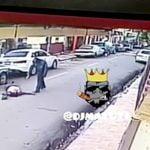 同僚の頭を銃で撃って殺し、自分の頭も撃って自殺した男。