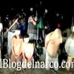 【閲覧注意】5人の男女の身体を斧でバラバラにするグロ動画・・・。