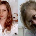 【衝撃映像】ドラッグにより痩せ細り、まるで魔女のようになってしまった女・・・。