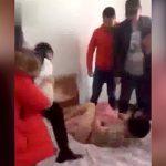 ギャングに歯向かった男、寝ているところを襲撃されリンチされてしまう・・・。
