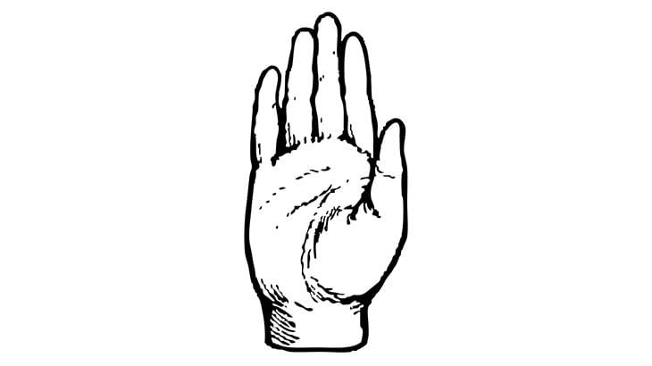 【閲覧注意】マチェーテで右手の指を切断されてしまう男のグロ動画。