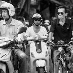 【閲覧注意】バイクに3人乗りしていた父親と息子、事故で全員死亡・・・。