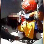 【閲覧注意】事故で倒れていたこの女性の顔、ペラッペラになってた・・・。