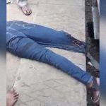 【閲覧注意】列車に轢かれた女性をホームに引き上げてみたら右脚グチャグチャだった・・・。