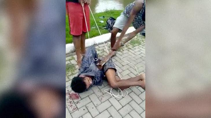 ブラジルの住民たち、泥棒に対して容赦がまるでない・・・。