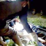 【閲覧注意】首を切断されて殺された女性、なぜか両足を切り刻まれているグロ動画・・・。
