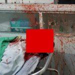 【超!閲覧注意】暗殺未遂で負傷した男性、救急車の中で銃殺されてしまう・・・。