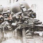 【閲覧注意】ヘッドショットされて死亡した2人のISIS兵士。