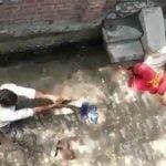 【衝撃映像】妻に2発の銃弾を撃ち込んで殺す男。