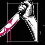 【閲覧注意】ギャングに捕まった男性がナイフで何度も刺されて殺されるグロ動画。