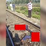 【閲覧注意】酔っ払った男、列車に轢かれて胴体切断されて死んだグロ動画。