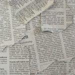 【閲覧注意】事故で死んだ男性、新聞紙で隠されたその姿がヤバすぎた・・・。