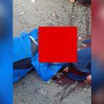 【閲覧注意】バイク事故で身体の外に飛び出してしまった心臓がまだ動いているグロ動画。