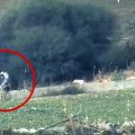 【衝撃映像】自作のロケット砲の暴発で吹き飛ばされてしまう男。