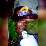 【閲覧注意】ライバルギャングの顔を何十発も撃って破壊するグロ動画。