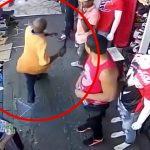【閲覧注意】ムカつく同僚をマチェーテで殺してしまう事件映像。