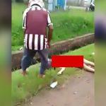 【閲覧注意】バイクに乗っていた2人の女性、転倒してトラックに胴体を引き裂かれて死亡したグロ動画。