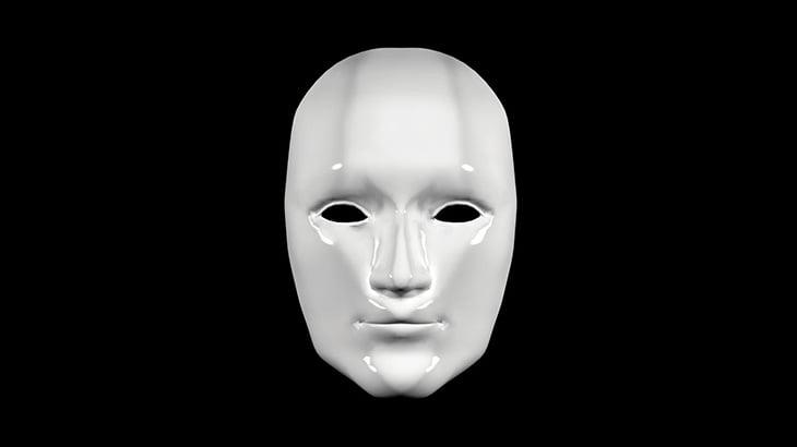 【閲覧注意】車に轢かれた男性の顔、剥がれてしまう・・・。