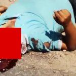 【閲覧注意】車に追突された男性の頭、切断されてしまう・・・。
