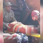 【閲覧注意】ゴミ収集車の回転板に巻き込まれて両脚を失ってしまった作業員。