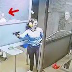 【衝撃映像】自殺しやすい場所、射撃場。