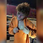 【衝撃映像】胸を自在にボコボコ隆起させることができる男。