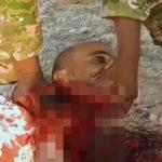 【閲覧注意】ISISが捕虜を銃殺したり首を切断したりするグロ動画。