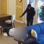 93歳のおじいちゃん、マンション管理人の脚を銃で撃ってしまう・・・。