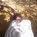 【閲覧注意】マチェーテで首を切断されて殺される男のグロ動画。