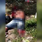 【閲覧注意】バイク事故で肉片飛び散って死亡した男性のグロ動画。