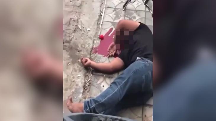 【閲覧注意】目の前で仲間がヘッドショットされて殺される映像。