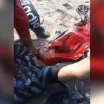 【閲覧注意】デモ活動中の男性が頭を割られて死亡してしまったグロ動画。