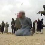 【閲覧注意】1発の銃弾で頭を割られて殺されるグロGIF画像。