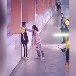 親族に怒られた直後に飛び降り自殺した男子学生の映像。