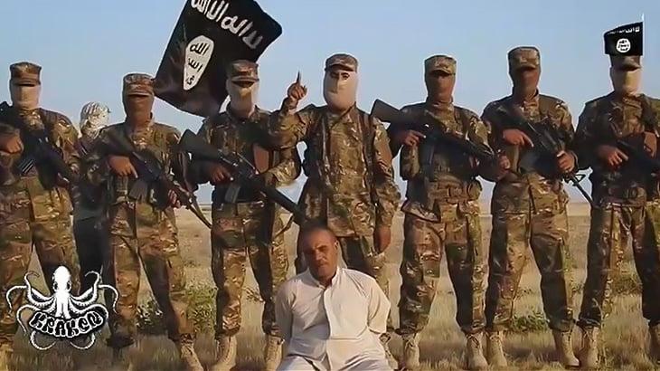 【閲覧注意】ISISによる処刑シーンをまとめた2020年最新グロ動画。