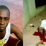 【閲覧注意】赤ちゃんの頭をマチェーテで切り開いて殺した男の映像。