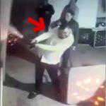 【閲覧注意】打ち上げ花火の暴発で持っていた手が粉砕されてしまったグロ動画。
