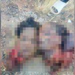 【閲覧注意】自爆テロで頭だけになってしまった2人の女性死体。