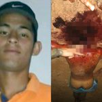 【閲覧注意】マチェーテで首を切断されて殺された男性のグロ動画。