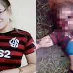 【閲覧注意】両目をえぐられて殺された女の子の死体画像。