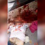 【閲覧注意】ライバルギャングに頭を銃で破壊された男のグロ動画。